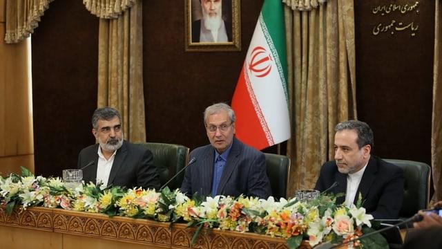 Der Iran reichert mehr Uran an als vereinbart