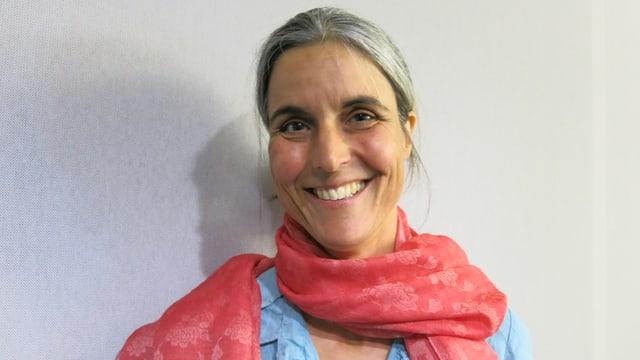 Portrait von Regula Grünenfelder