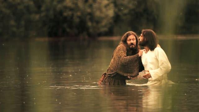 Video «The Making of Jesus Christ - Film-Essay von Luke Gasser» abspielen
