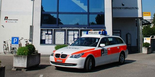 Polizeiposten Hägendorf