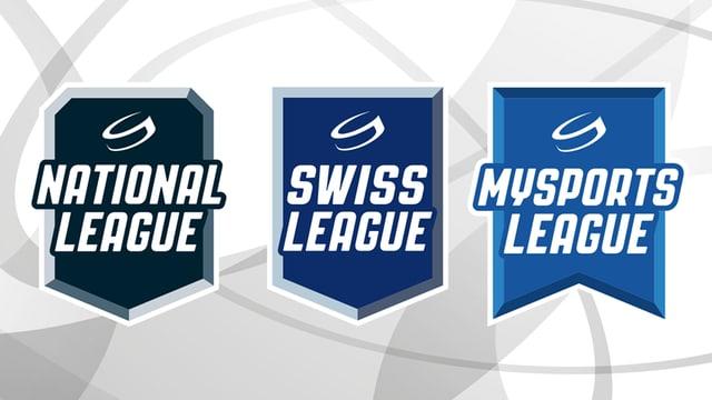 Die neuen Logos der Ligen.