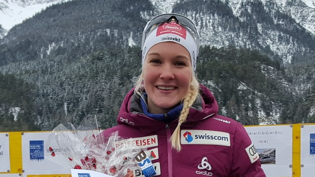 Fabiana Wieser, passlunghista Sent