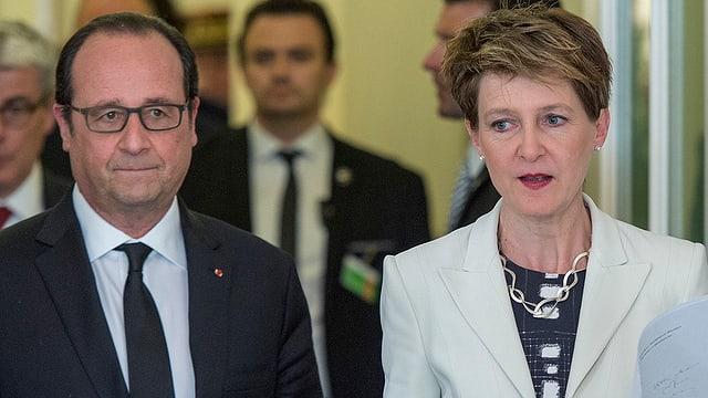 «La Suisse est notre amie»
