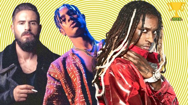 Shindy, Pronto und Young Thug sind «mitschuldig» für die grössten Hip-Hop-Banger des Jahres.