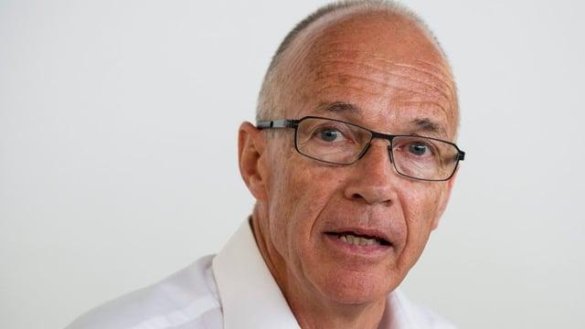 Stadtpräsident Thomas Scheitlin