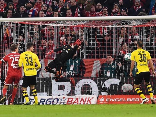 Dortmund vs. Bayern.