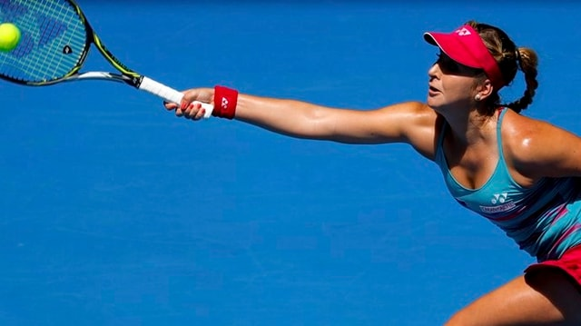 Belinda Bencic n'ha betg gì schanza cunter Serena Williams.