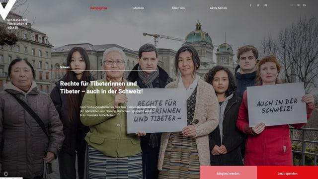 Bericht zu bedrohten Grundrechten