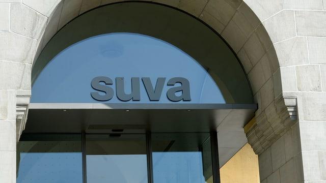 La sedia principala a Lucerna da l'Institut svizzer d'assicuranza d'accidents, la Suva.