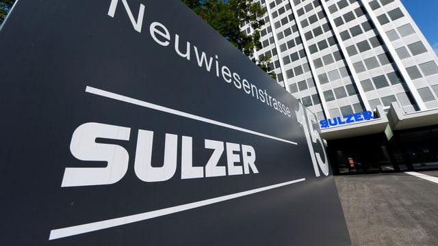 Il concern industrial svizzer Sulzer.