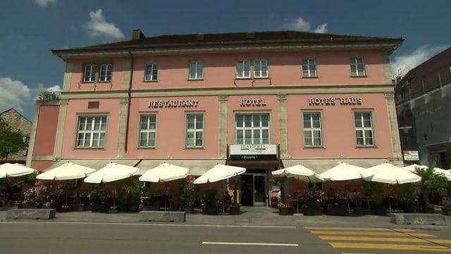 Video «Kanton Aargau– Tag 2 – Trattoria Brugg, Brugg» abspielen