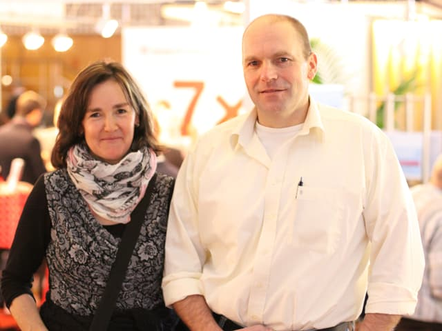 Martin und Antonia Pfyl