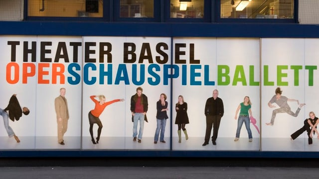 Plakat Theater Basel