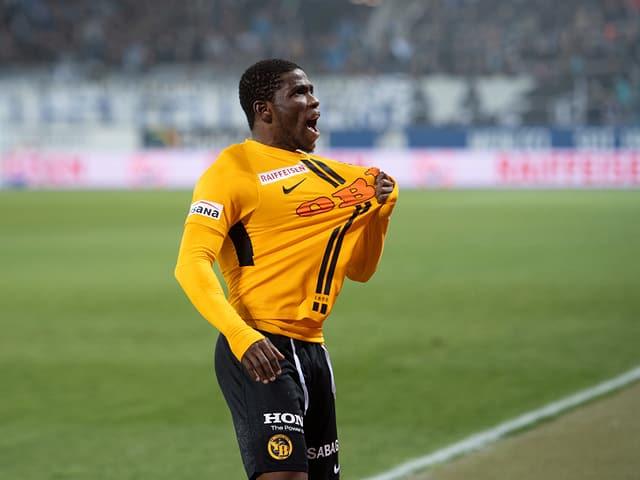 3:1-Sieg in Luzern - YB macht weiteren Schritt Richtung Titelverteidigung