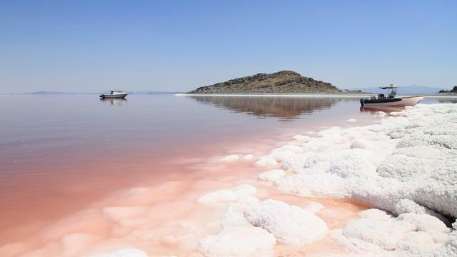 Video «Stille Wasser sind tief - Der Grosse Salzsee vom 22.07.2018» abspielen