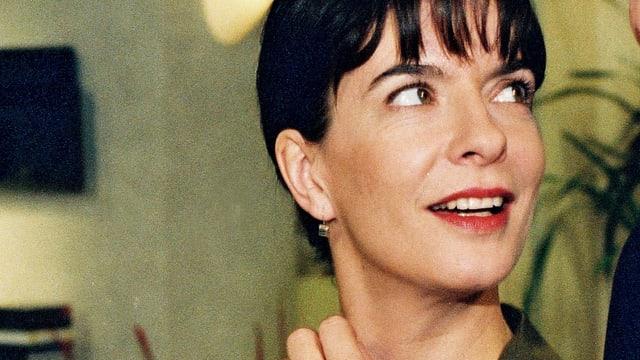 Portrait Isabelle von Siebenthal.
