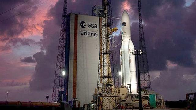Die Rakte Ariane 5