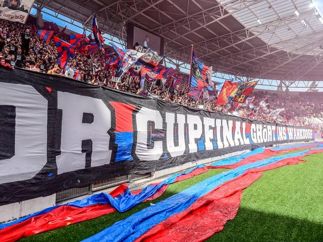 Der Cupfinal findet wie 2018 in Bern statt.