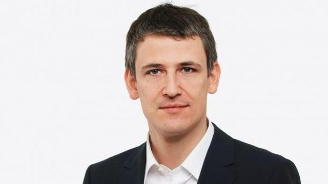 SRF Bundeshaus-Korrespondent Christoph Nufer.