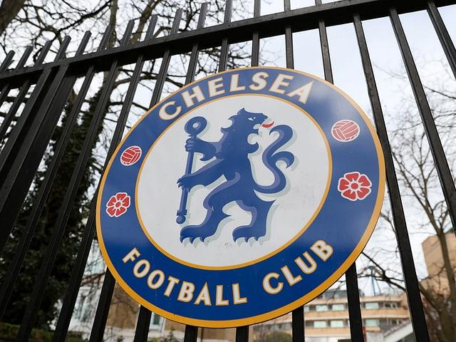 Klublogo des FC Chelsea.