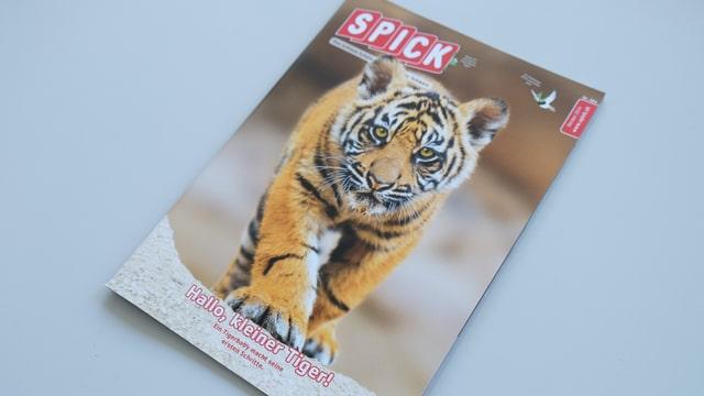 Das Magazin «Spick»