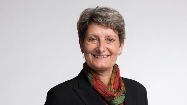 Purtret dad Ursula Schneider Schüttel.