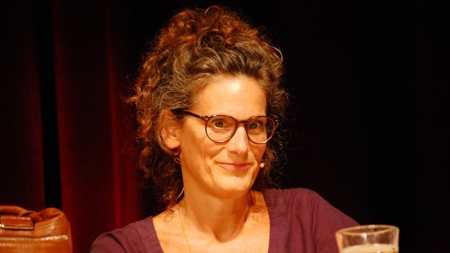 Fiona Losinger, Sattlerin aus Bern.