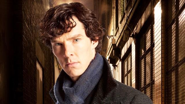 Benedict Cumberbatch als Sherlock Holmes