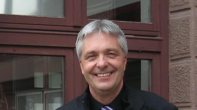 Mathias Bundi, il president dal cussegl da fundaziun.