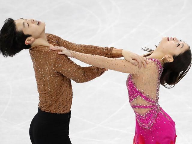 Maia und Alex Shibutani