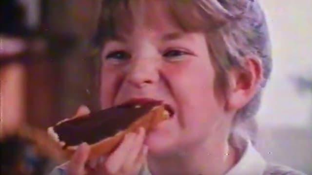 Evolution der Nutella-Werbung
