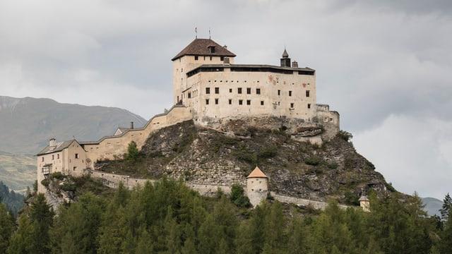 Schloss auf einem