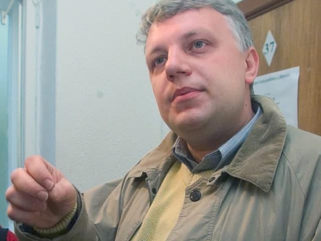 Scheremet im Jahre 2004.
