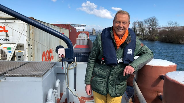 Video «Aeschbacher Spezial - Schiff Ahoi» abspielen