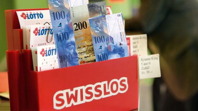 Wegen des Spardrucks greifen die Kantone Aargau und Solothurn vermehrt auf Geld aus dem Swisslos-Fonds zurück.