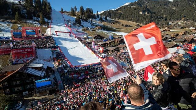 5 Schweizer Austragungsorte im neuen Weltcup-Kalender