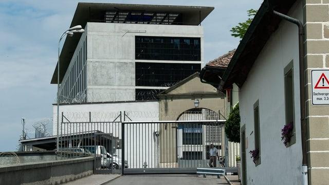 Lob und Kritik: Anti-Folter-Kommission nimmt Strafanstalt Thorberg unter die Lupe.