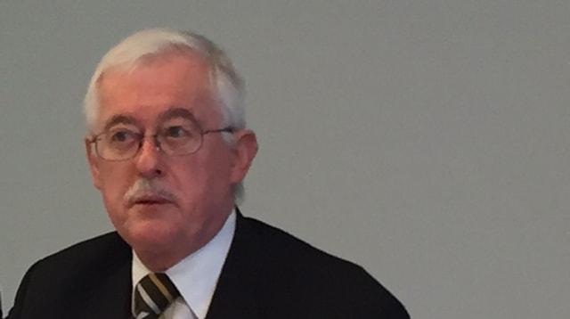 Alt Bundesrichter Heinz Aemisegger