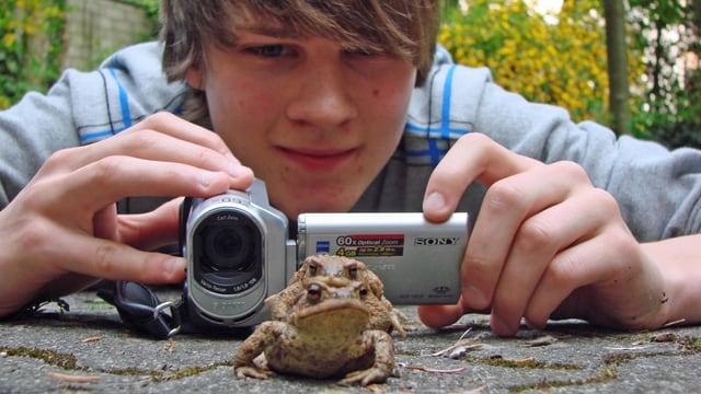 Video «NETZ NATUR «Fisch und Waldkauz: Die Stars der Jugend» (Schweizerdeutsch)» abspielen