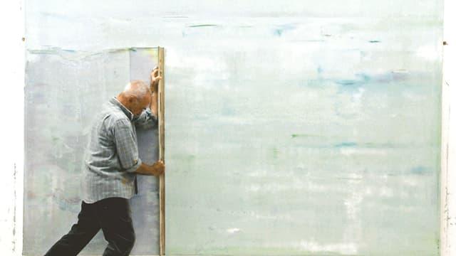 Video «Gerhard Richter - Painting» abspielen