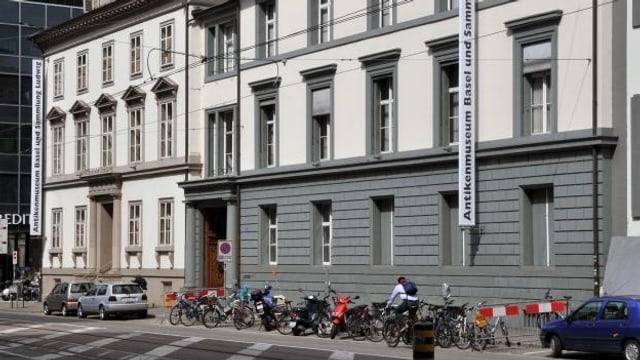 Fassade Antikenmuseum