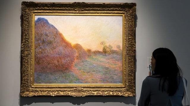 Gemälde von Monet