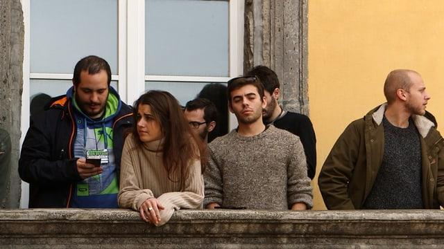 Italiens Jugend sucht ihr Glück immer häufiger im Ausland