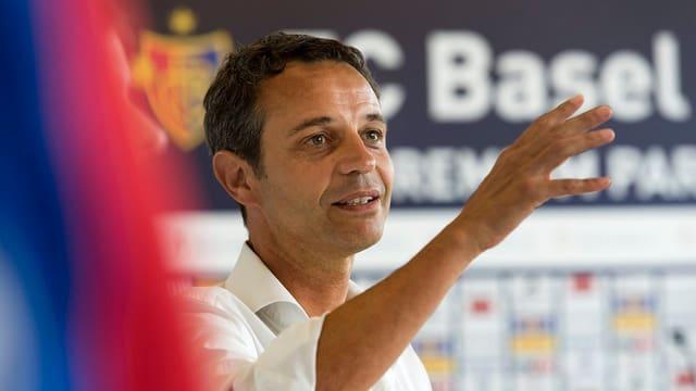 FCB-Präsident Bernhard Heusler.