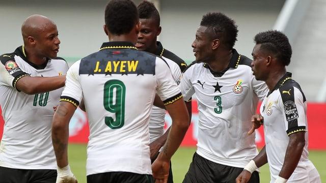 Spieler Ghana