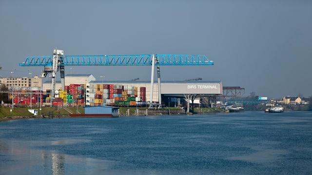 Port da Basilea.