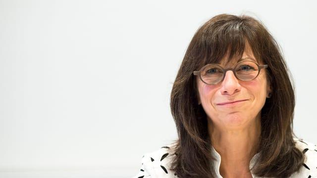 St. Galler Regierungsrätin Heidi Hanselmann