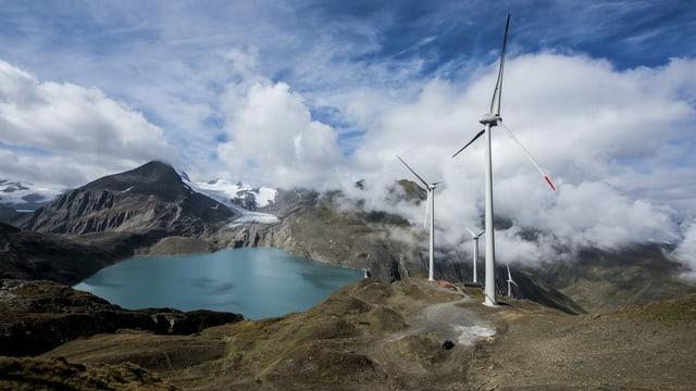 La midada en il sectur d'energia è tecnicamain e finanzialmain pussaivla; resta però ina sfida.