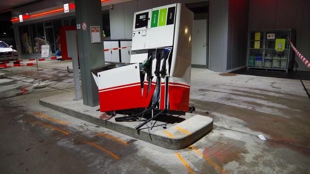 Ina pitga da benzin donnegiada