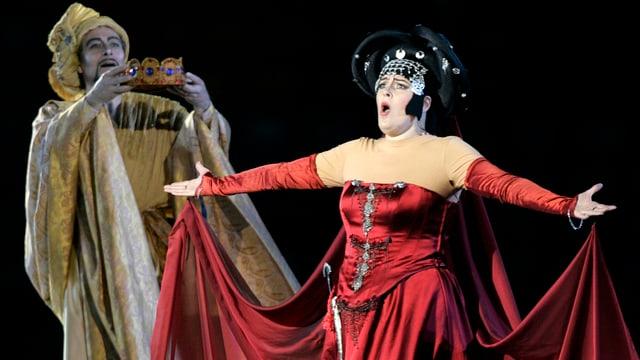 Die erste Oper, die direkt aus London nach Aarau ins Kino übertragen wird. Nabucco von Giuseppe Verdi.